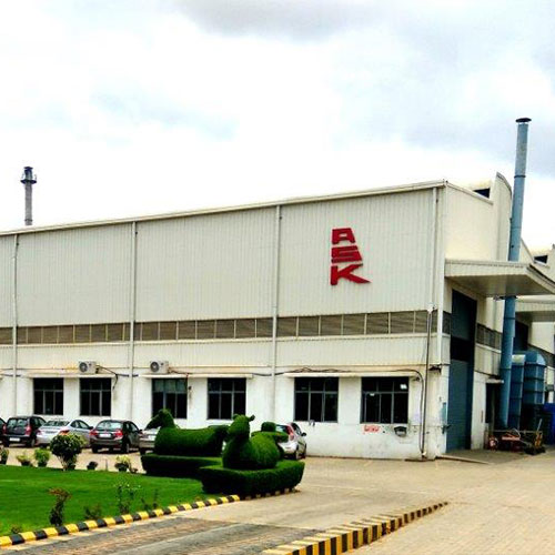 ASK Automotive Manufacture Plants in India