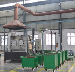 Melting Process Equipments